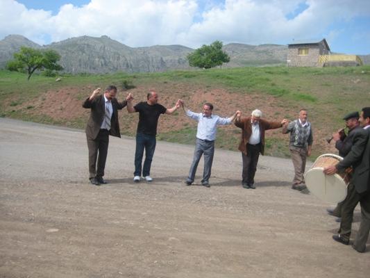 CHP Şebinkarahisar İlçe Başkanlığı Misafirperverliğini sergiledi.