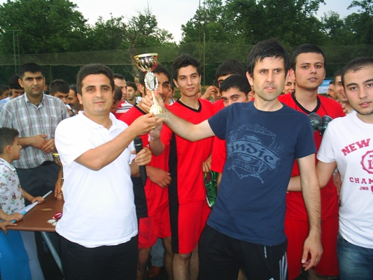 Turnuva 2. Kayadibi Köyü