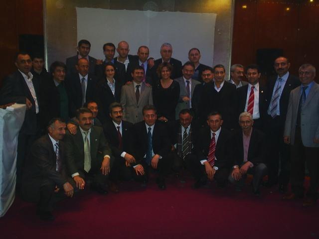 Şebinkarahisarlılar Yardımlaşma Derneği Genel Kurulu
