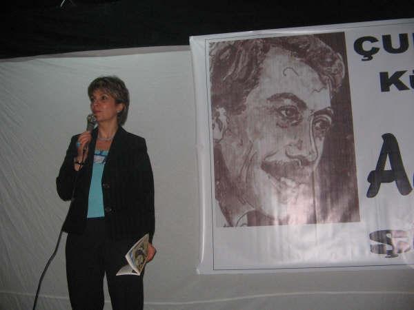 ŞİİR YORUMCUSU ELEMANLARLA CUMHURİYET BAYRAMI  COŞKUSU galerisi resim 11