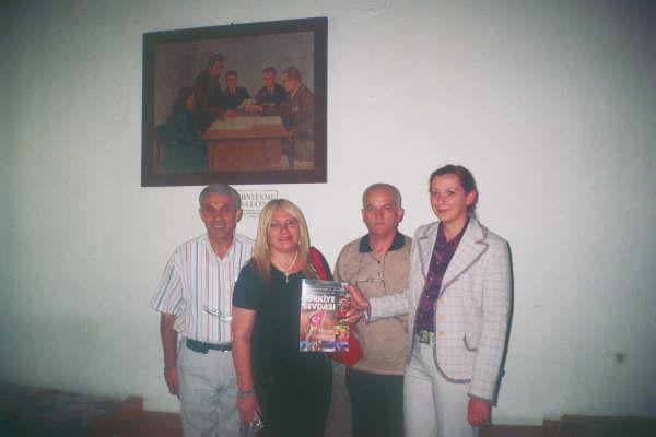 RABİA BARIŞ İLE SÜRMELİ YOZGAT GÜZELLEMESİ galerisi resim 36