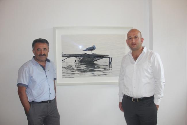 FESTİVALDE AYNI ANDA DÖRT SERGİ BİRDEN AÇILDI galerisi resim 20