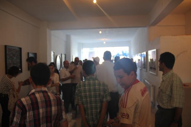 FESTİVALDE AYNI ANDA DÖRT SERGİ BİRDEN AÇILDI galerisi resim 21