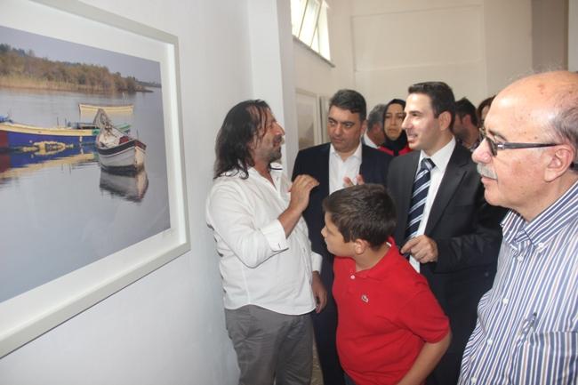 FESTİVALDE AYNI ANDA DÖRT SERGİ BİRDEN AÇILDI galerisi resim 22