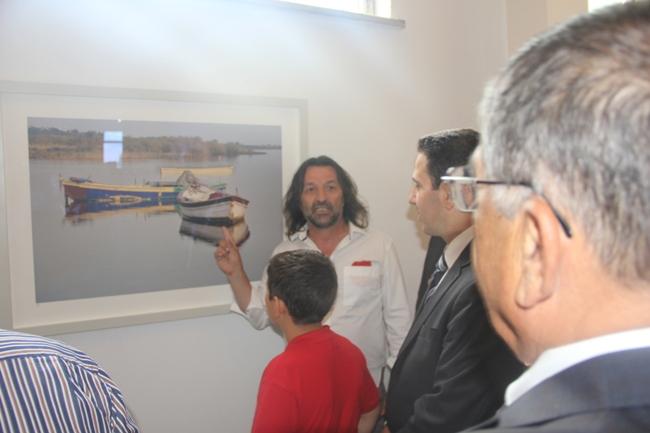 FESTİVALDE AYNI ANDA DÖRT SERGİ BİRDEN AÇILDI galerisi resim 23