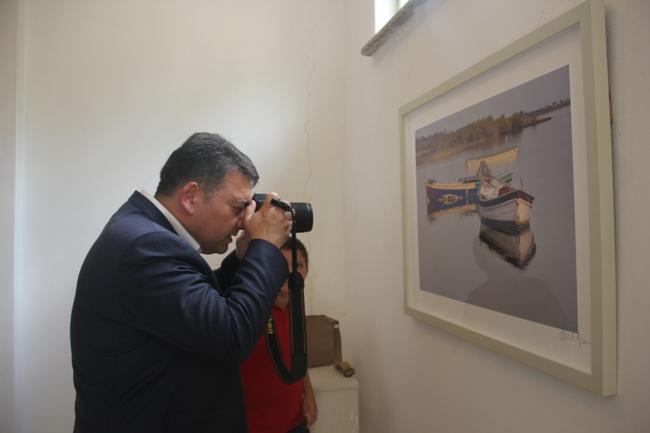 FESTİVALDE AYNI ANDA DÖRT SERGİ BİRDEN AÇILDI galerisi resim 25