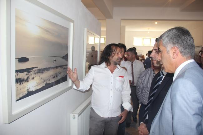 FESTİVALDE AYNI ANDA DÖRT SERGİ BİRDEN AÇILDI galerisi resim 26