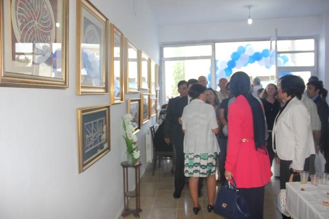 FESTİVALDE AYNI ANDA DÖRT SERGİ BİRDEN AÇILDI galerisi resim 31