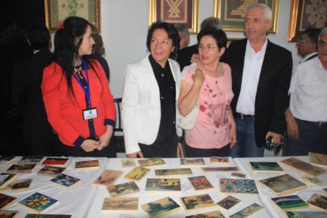 FESTİVALDE AYNI ANDA DÖRT SERGİ BİRDEN AÇILDI galerisi resim 39