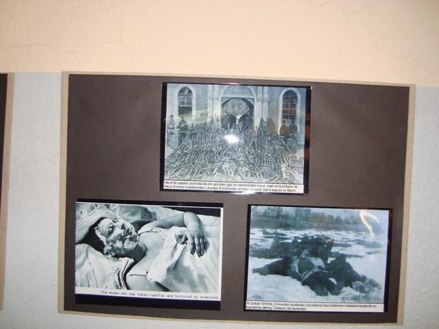 Tarihte Türklere Yapılan Katliamları Unutmadık. Adlı Sergi galerisi resim 10