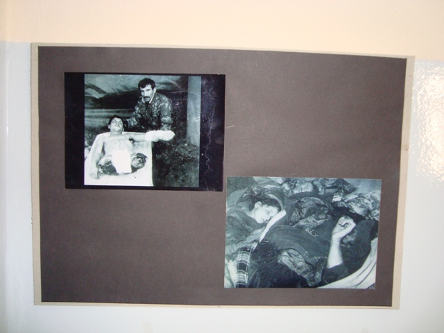 Tarihte Türklere Yapılan Katliamları Unutmadık. Adlı Sergi galerisi resim 20