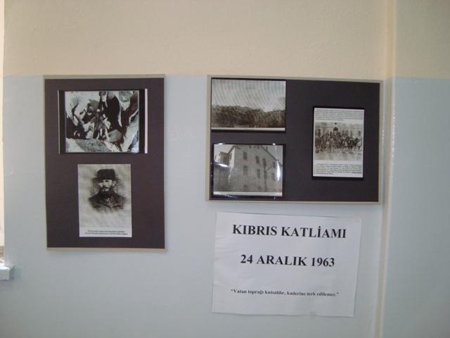 Tarihte Türklere Yapılan Katliamları Unutmadık. Adlı Sergi galerisi resim 25