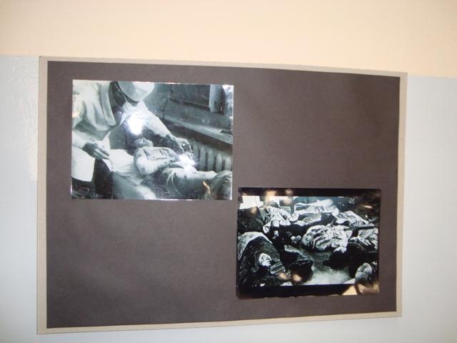 Tarihte Türklere Yapılan Katliamları Unutmadık. Adlı Sergi galerisi resim 30