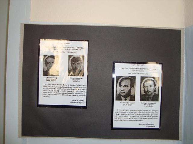 Tarihte Türklere Yapılan Katliamları Unutmadık. Adlı Sergi galerisi resim 31