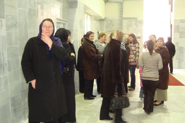MEZBAHA AÇILIŞINDAN RESİMLER galerisi resim 77