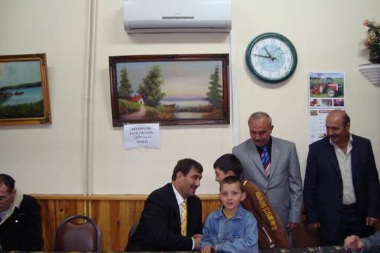 Belediyede Bayramlaşma galerisi resim 11