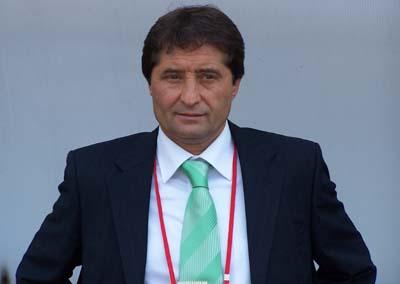 Giresunsporda Teknik Direktör Cengiz Demir