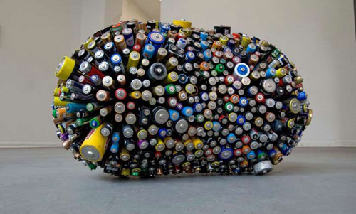 Atık Piller Tehlike Oluşturuyor