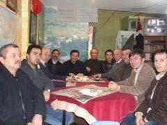 TİRDEF Başkanı Belen Köyü Derneğinin Yönetim Kurulu Toplantısına Katıldı