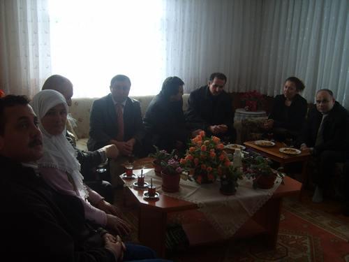 Tirebolu MYO'dan Şehit Ailesine Ziyaret