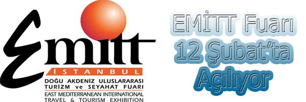 EMİTT Fuarı 12 Şubat ta Açılıyor