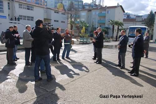 Yerel Basın Giresun Üniversitesi Birimlerini Gezdi
