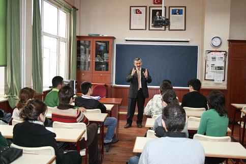 Stajyer Öğretmenlere Kurs