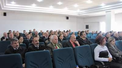 Hareketli Yaşam Eğitim Toplantısı Yapıldı