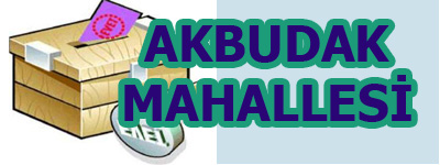 AKBUDAK MAHALLESİ