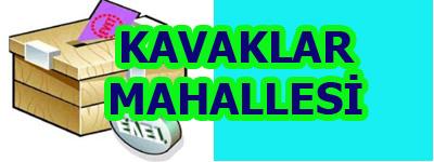 KAVAKLAR MAHALLESİ