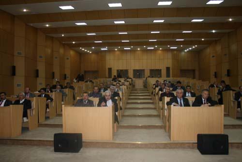 Yeni İl Genel Meclisi Toplanıyor