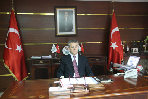 Vali Mustafa Taşkesenin 10 Kasım Mesajı