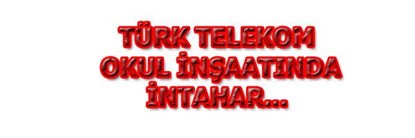 Türk Telekom Okul İnşaatında İntahar !!!