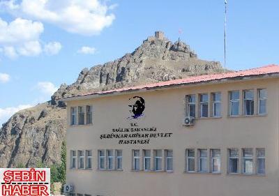 Şebinkarahisar Devlet Hastanesi Nisan Ayı Faaliyetleri
