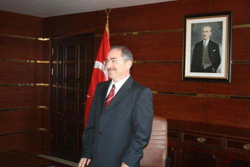 Giresun Valisi Mustafa Yaman Göreve Başladı