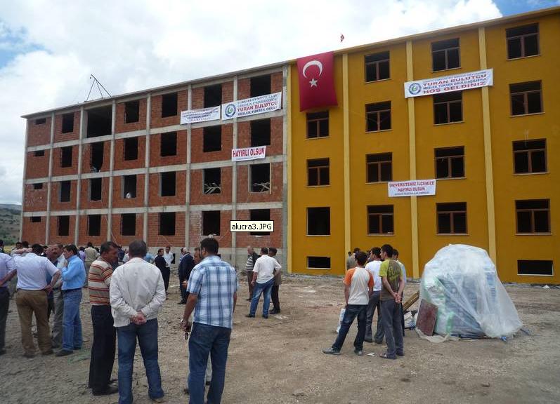 Alucra Meslek Yüksekokulu Yeni Binasına Kavuşuyor