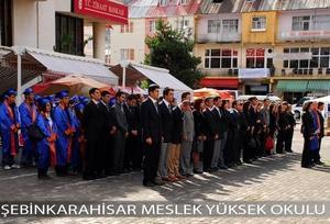 2009-2010 Akademik Yılı Açılış Töreni Yapıldı
