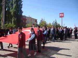 11 Ekim ATATÜRK'ün Şebinkarahisar'a gelişinin 85. yıldönümü