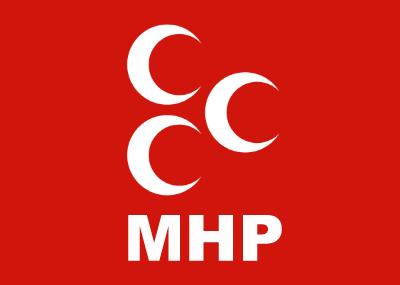MHP İlçe Başkanlığından Basın Açıklaması
