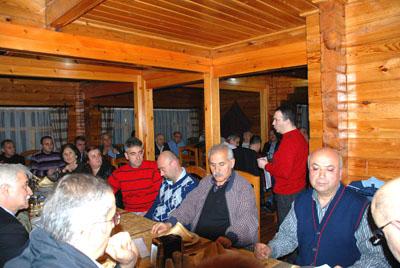 Ticaret Odası Koçkay 'da Toplandı