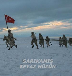"""""""SARIKAMIŞ BEYAZ HÜZÜN"""" Kompozisyon, Şiir ve Resim Yarışması"""