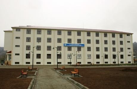 Alucra Turan Bulutcu MYO Yeni Hizmet Binasına Taşınıyor