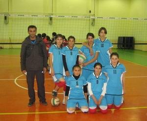 YSİO Kız Voleybol Takımının Başarısı