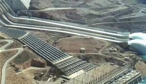 Koyulhisar Hidroelektrik Santralinin açılışı yapıldı