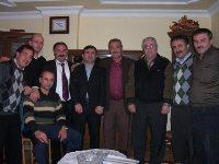 Şebinkarahisarlılar Derneği Hacı Ziyaretlerinde