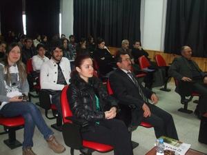 """Şebinkarahisar Meslek Yüksekokulunda """"Şebin Cevizi"""" konulu panel"""