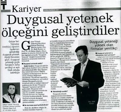 TİRDEF Genel Başkanı Ulusal Basında