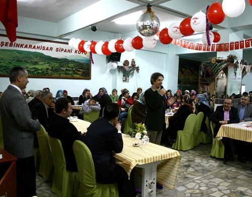 Sipahi Köyü Derneği'nde Samimi Kahvaltı