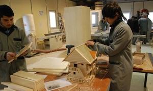G.Ü. Mobilya İhtiyacını Mobilya Dekorasyon Atölyesi'nden Karşılıyor