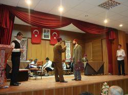 İSTİKLAL MARŞIMIZIN KABULÜNÜN 89. YILDÖNÜMÜ TÖRENLERLE KUTLANDI